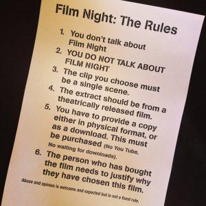 Fuzzy Duck Film Night: Judgement Day