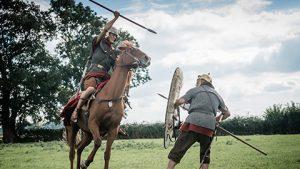 Exploring Roman border patrol